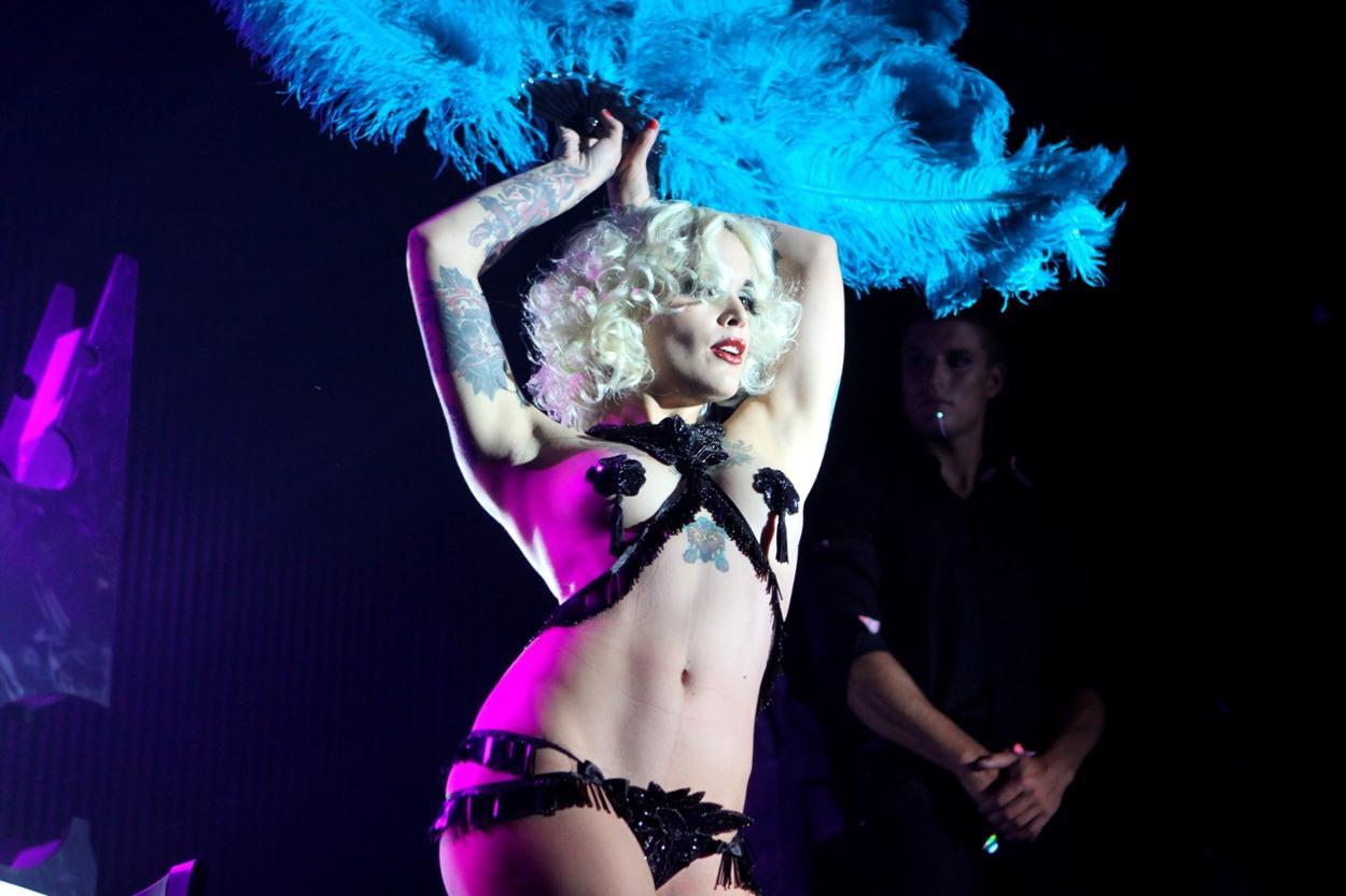 Erotismo Burlesque