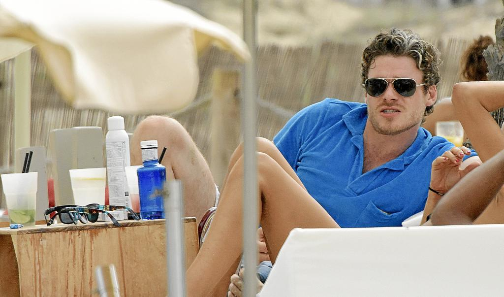 El Actor Escoces Richard Madden Un Turista Mas En Ibiza