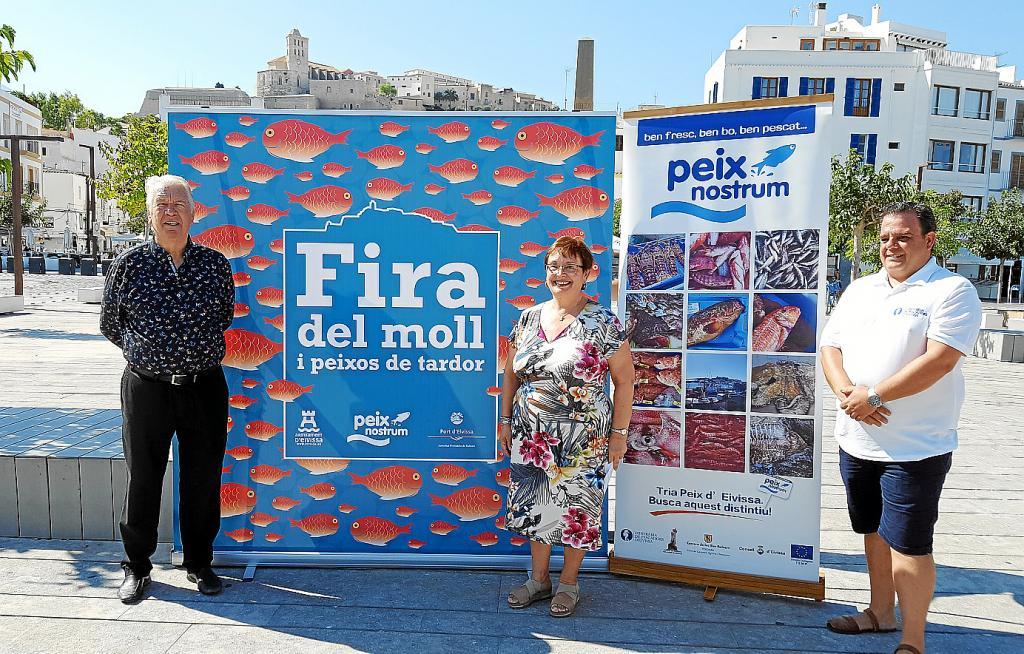 La Fira del moll i peixos de tardor repartirá 15 000 tapas