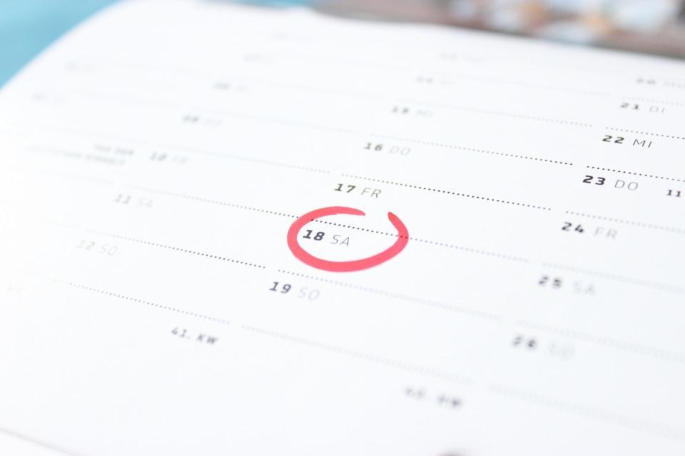 Calendario Laboral Espana 2019.Calendario Laboral 2019 8 Dias Festivos Comunes En Espana
